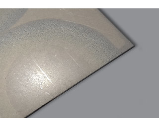 2mm thick Zintec Sheet