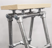 Tube Clamp Stools