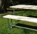 Tube Clamp Picnic Table & Benches