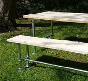 Tables, Benches and Stools