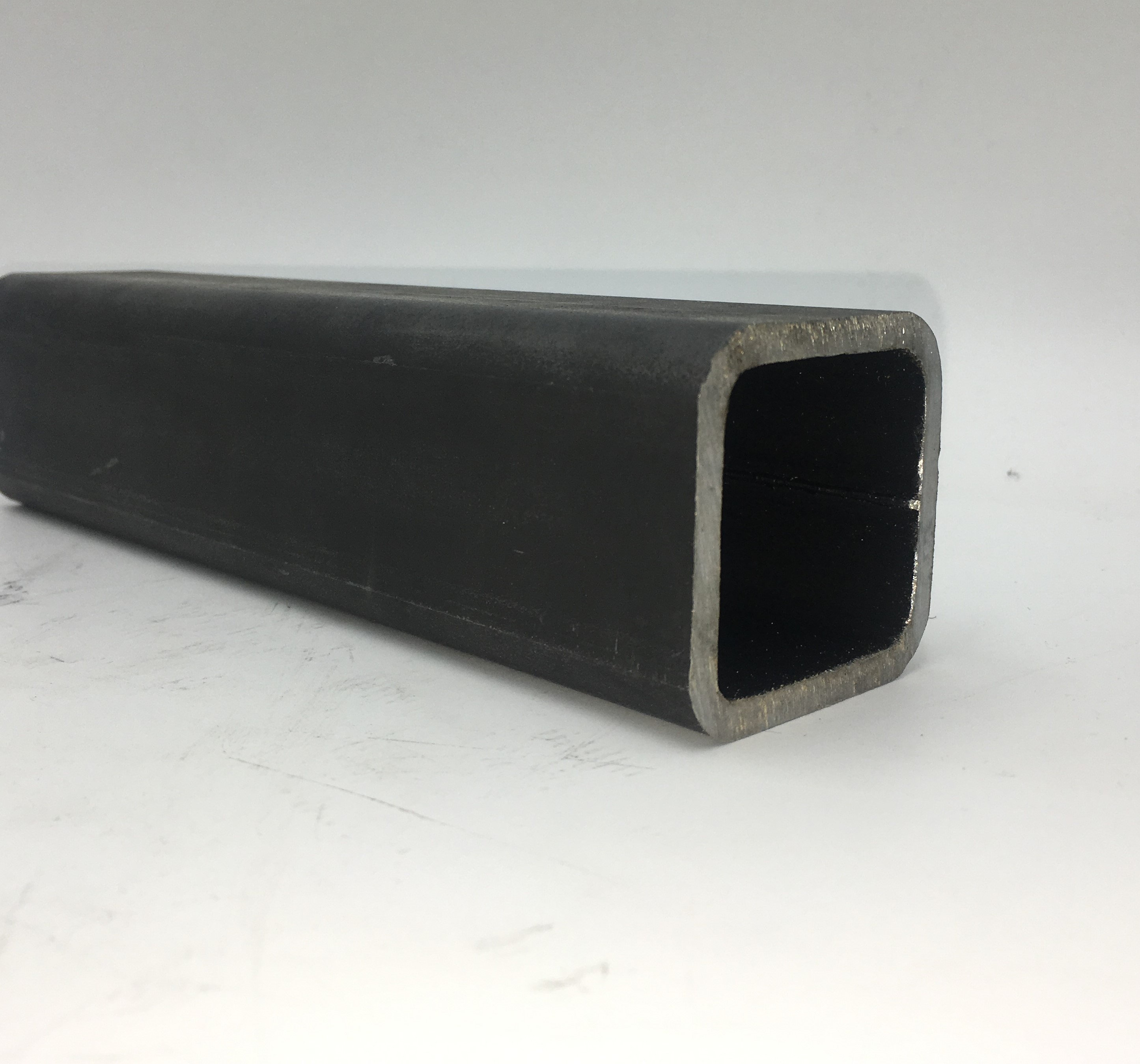 Steel rect hollow section 75mm x 50mm x 3mm x 1000 mm