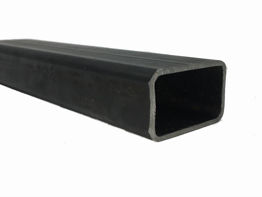 "Mild Steel 16 gauge 12/"" Long 1-ft 3//4/"" x 1-1//2/"" Rectangular Tube ERW"
