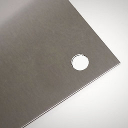 Bright Shiny Stainless Steel Sheet Grade 304 750mm x 750mm x 1.5mm