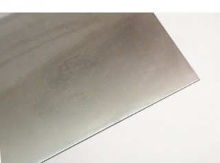 1mm Stainless Sheet 304 Grade 2b Finish Free Cutting Service
