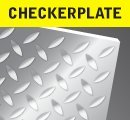 Mild Steel Checkerplate
