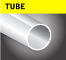3 metre length 14swg mild steel tube