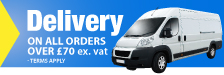 Delivery on all orders
